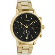 OOZOO Timepieces Goldb Stainless Steel Bracelet C10548