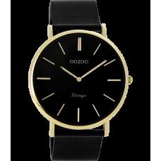 OOZOO Vintage Gold Black Metallic Bracelet C9893