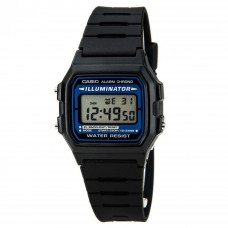 CASIO Collection Black F-105W-1AWYEF