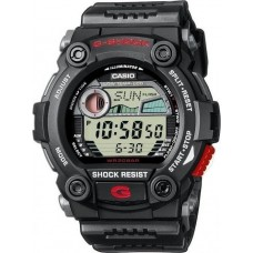 CASIO G-Shock Digital Black Rubber Strap G-7900-1ER