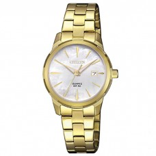 CITIZEN Classic Gold Stainless Steel Bracelet EU6072-56D