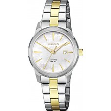 CITIZEN Classic Two Tone Stainless Steel Bracelet  EU6074-51D