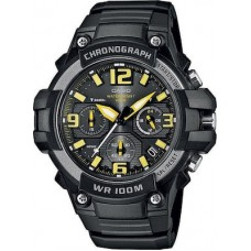 CASIO Black Rubber Strap MCW-100H-9AVEF