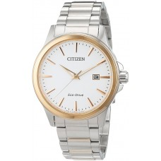 CITIZEN Two Tone Stainless Steel Bracelet