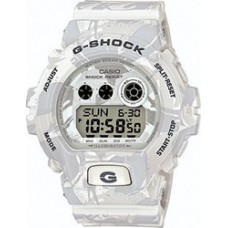 CASIO G-Shock Anadigi White Rubber Strap  GD-X6900MC-7ER