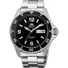 ORIENT Automatic Silver Stainless Steel Bracelet FAA02001B3