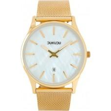 DUKUDU Caro Rose Gold Stainless Steel Bracelet DU-103