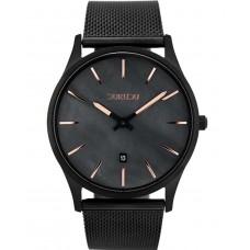 DUKUDU Dagmar Black Stainless Steel Bracelet DU-104