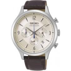 Seiko Mens Chrono Watch SSB341P1
