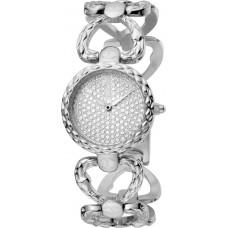 Just Cavalli Animalier Ladies Watch Silver Stainless Steel Bracelet JC1L132M0065