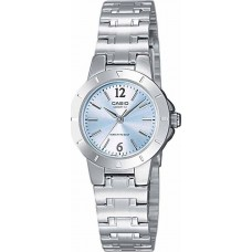 CASIO Collection Stainless Steel Bracelet LTP-1177PA-2A