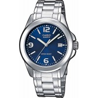 CASIO Collection Mens Stainless Steel Bracelet MTP-1259PD-2AEF