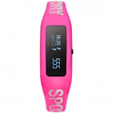 SUPERDRY Fitness Tracker Pink Rubber Strap SYG202P