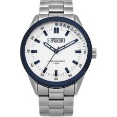 SUPERDRY Regent Corporal Stainless Steel Bracelet SYG207WSM